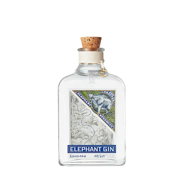 Elephant Strength Navy Gin