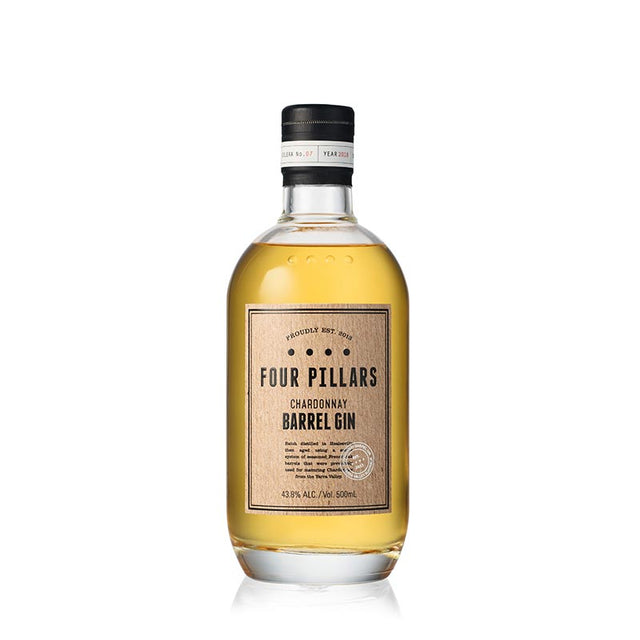 Four Pillars Chardonnay Barrel Gin 500ml