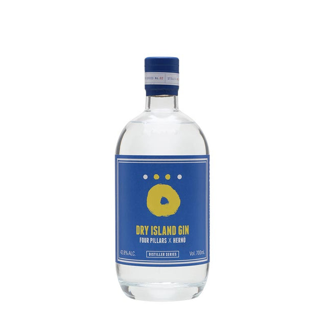 Four Pillars x Herno Dry Island Gin 700ml
