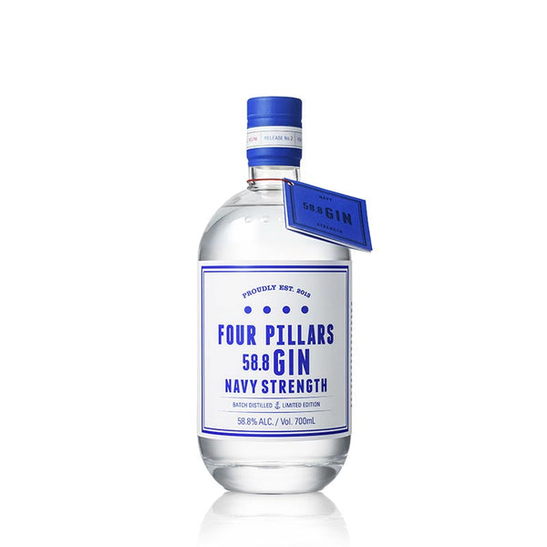 Four Pillars Navy Strength Gin 500ml
