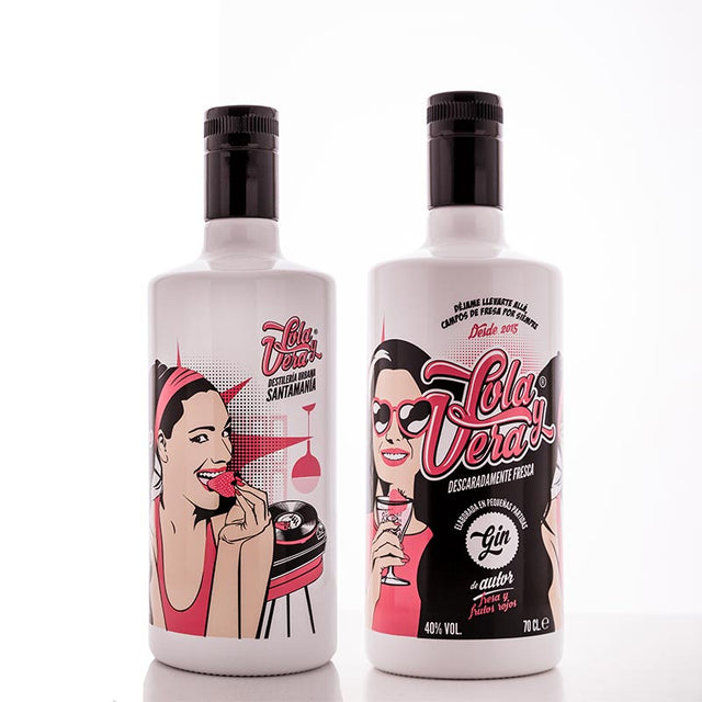 Lola Y Vera Fruits of the Forest Gin 700ml