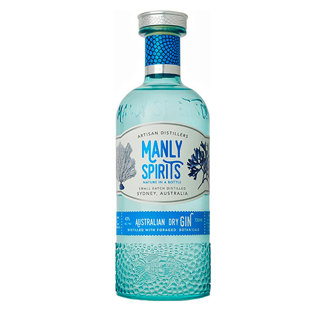 Manly Spirits Australian Dry Gin 700ml