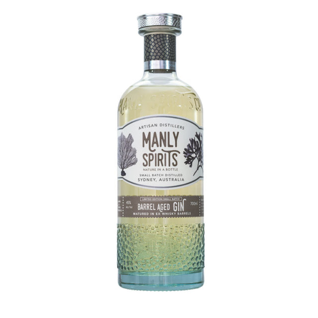Manly Spirits Barrel Aged Gin 700ml
