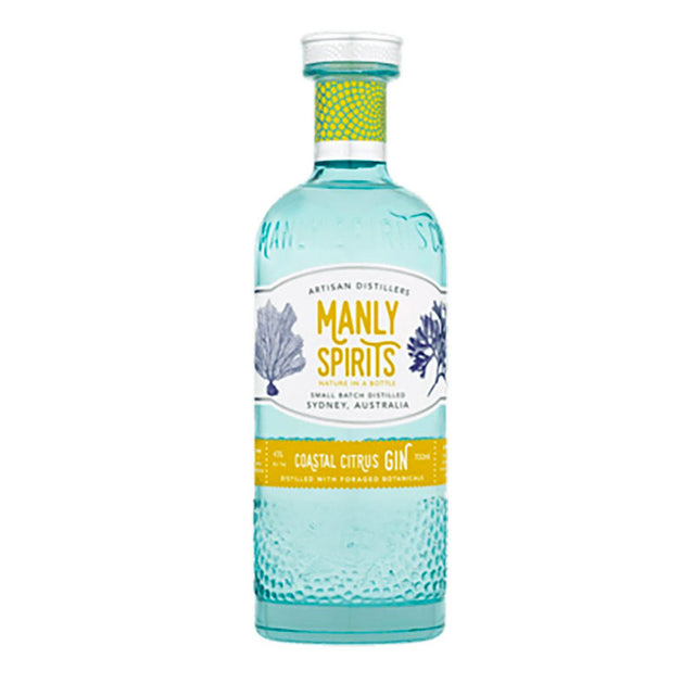 Manly Spirits Citrus Coastal Gin 700ml