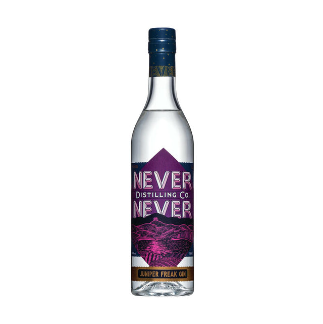 Never Never Juniper Freak Gin 500ml