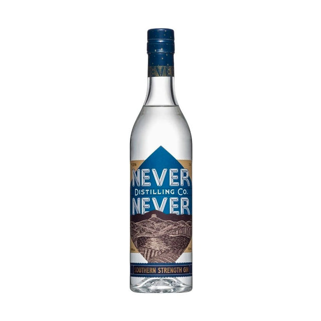Never Never Southern Strength Gin 500ml
