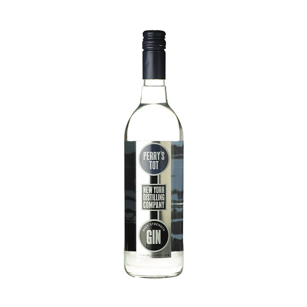 NY Distilling Co Perry's Tot Navy Strength Gin