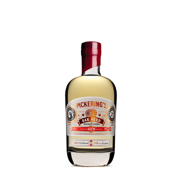 Pickering's Highland Oak Aged Gin 350ml