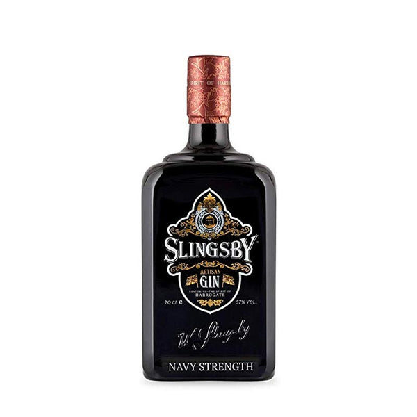 Slingsby Navy Strength Gin