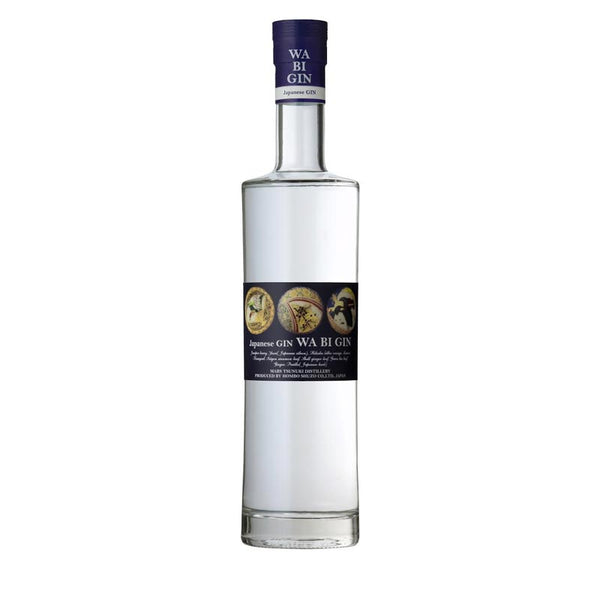 Wa Bi Japanese Gin (Very Limited Stock)