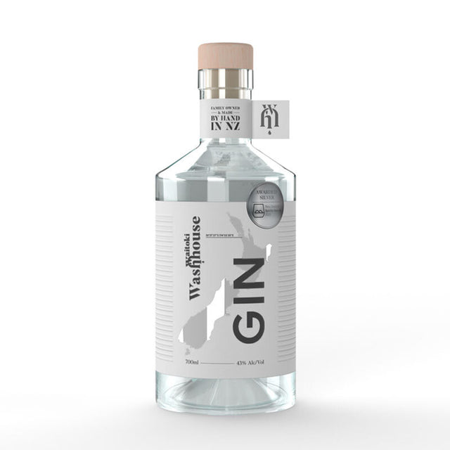 Waitoki Washhouse Gin 700ml