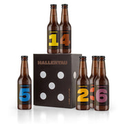 Hallertau Mixed Six : Case of 6 x 4 x 330ml Bottles