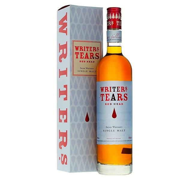 Writers Tears Red Head Single Malt Irish Whiskey 700ml