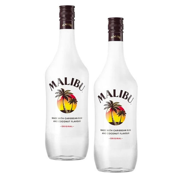 Double Deal : Malibu Original 1000ml