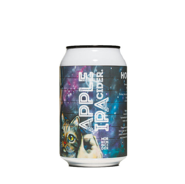 Morningcider Apple IPA Cider 330ml Can