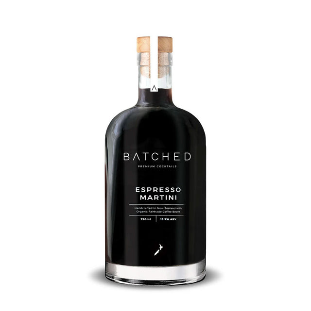 Batched Espresso Martini 750ml