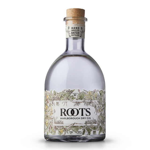 Roots Marlborough Dry Gin 700ml