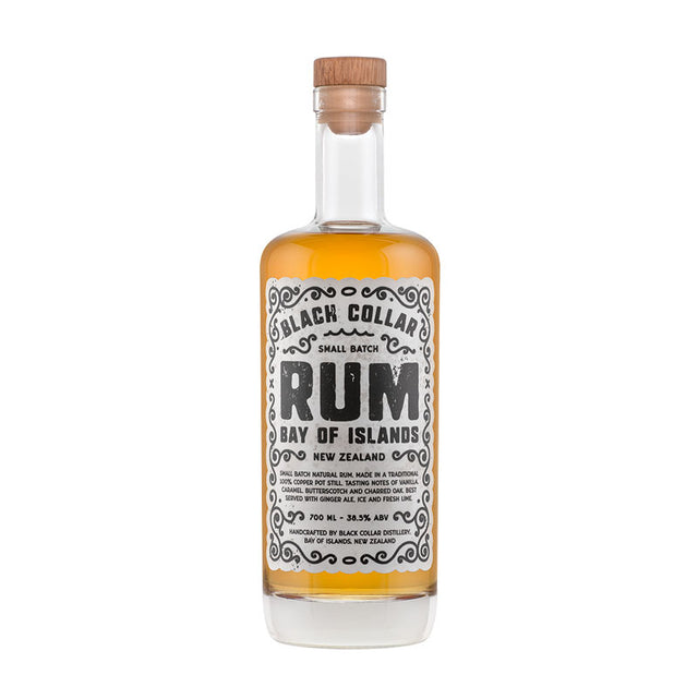 Black Collar Distillery Rum 700ml