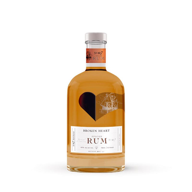 Broken Heart Spiced Rum 700ml