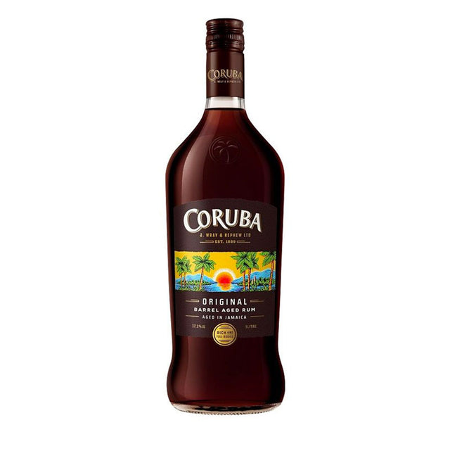 Coruba Original Dark Rum 1000ml