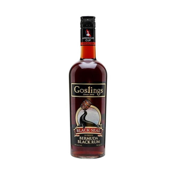Gosling's Black Seal Bermuda Black Rum