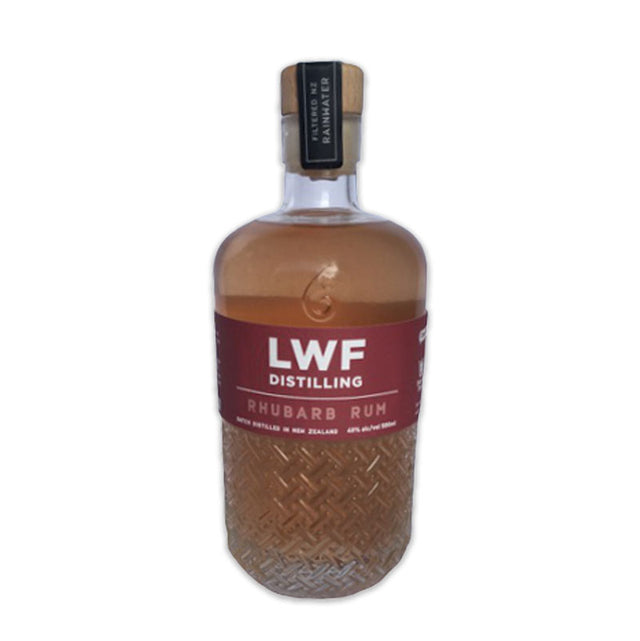 LWF Distilling Rhubarb Rum 500ml