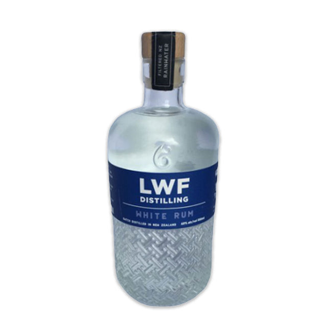LWF Distilling White Rum 500ml