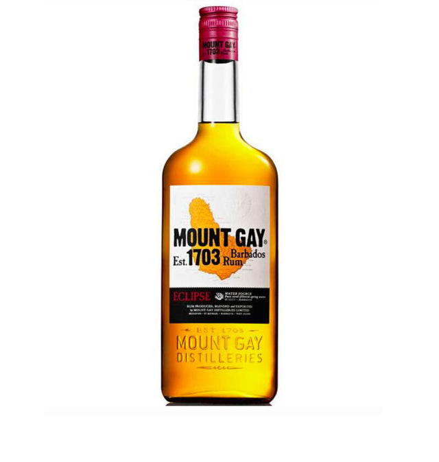 Mount Gay Eclipse Barbados Rum 1L