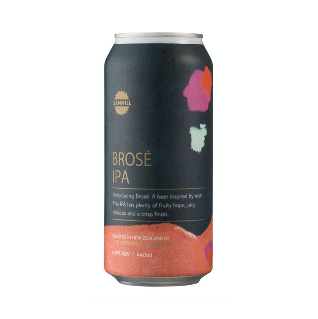 Sawmill Brose Pink IPA : Case of 12 x 440ml Cans