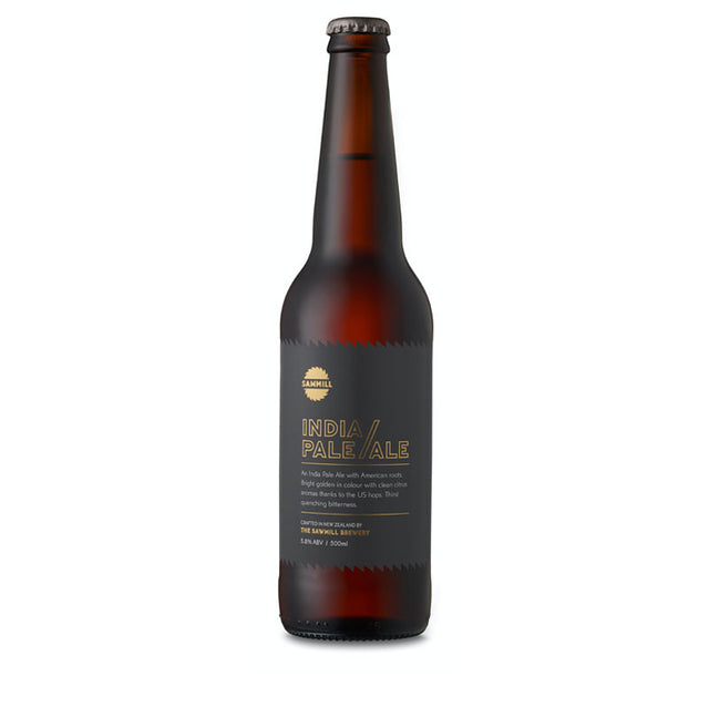 Sawmill IPA : Case of 6 x 500ml Bottles