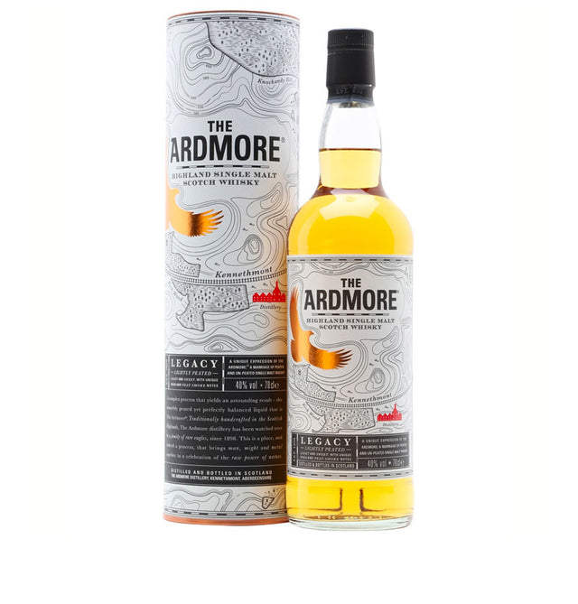 Ardmore Legacy Highland Single Malt Scotch Whisky 700ml