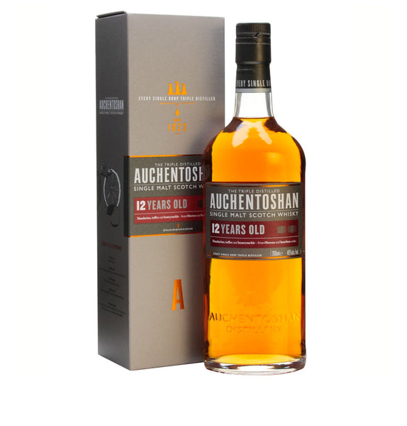 Auchentoshan 12YO Single Malt Scotch Whisky