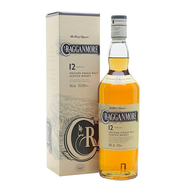 Cragganmore 12YO Single Malt Scotch Whisky