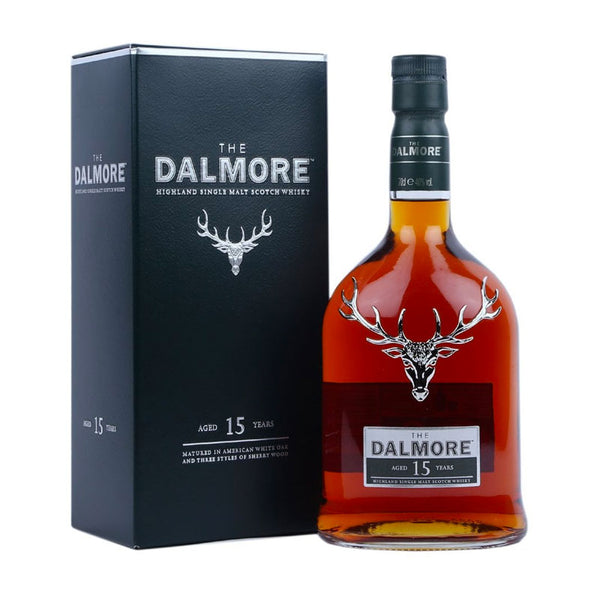 The Dalmore 15 YO Single Malt Scotch Whisky