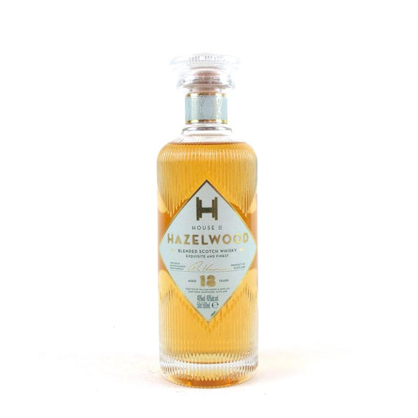 House of Hazelwood 18YO Blended Scotch Whisky