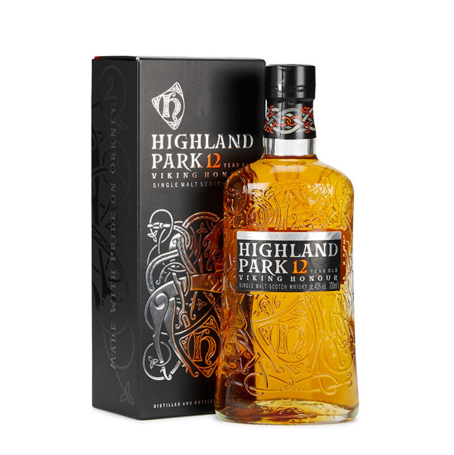 Highland Park 12YO Viking's Honour Single Malt Scotch Whisky 700ml