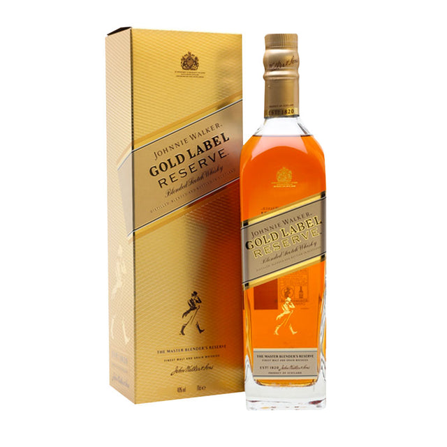 Johnnie Walker Gold Blended Scotch Whisky 700ml