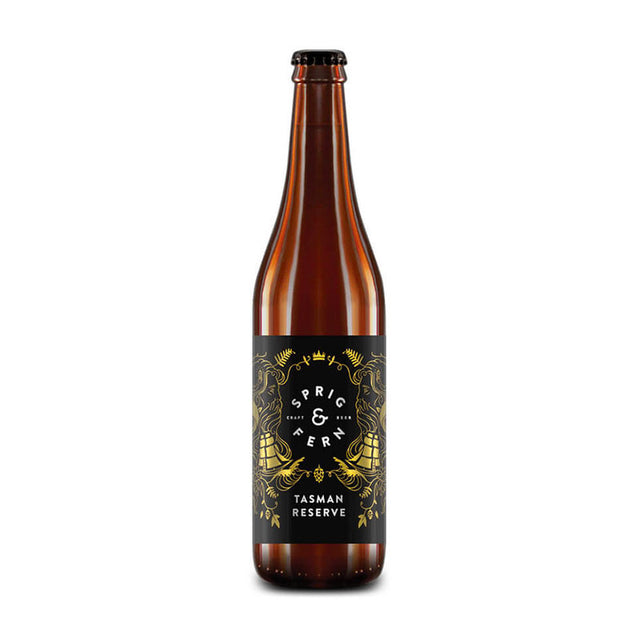 Sprig & Fern Tasman Reserve : Case of 12 x 500ml Bottles