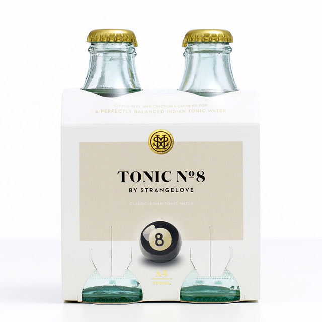 StrangeLove Tonic No. 8 180ml 4pk