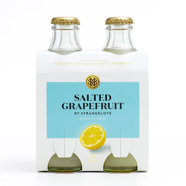 StrangeLove Salted Grapefruit 180ml 4pk