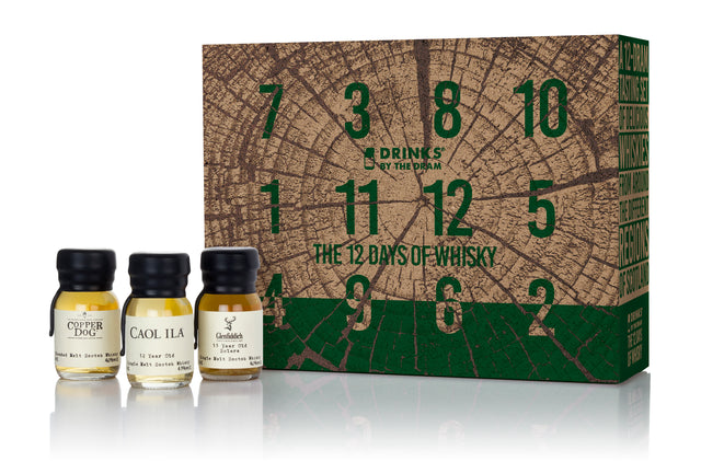 12 Days of Whisky 360ml (Limited Stock)