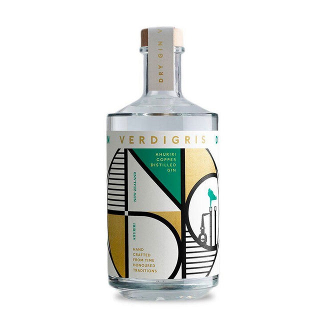 National Distillery Verdigris Gin 750ml