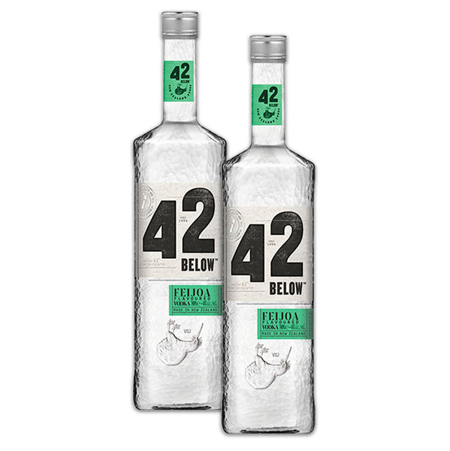 Double Deal : 42 Below Feijoa Vodka 700ml
