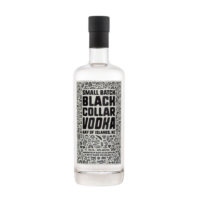 Black Collar Distillery Vodka 700ml