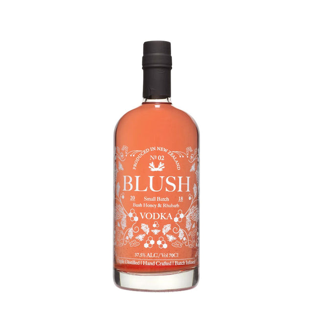 Blush Honey Rhubarb Vodka 700ml