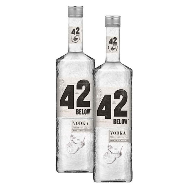 Double Deal : 42 Below Vodka 1000ml