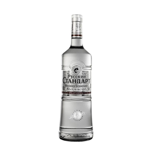 Russian Standard Platinum Vodka 1000ml
