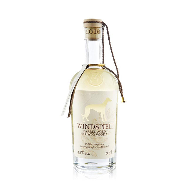 Windspiel Barrel-Aged Potato Vodka
