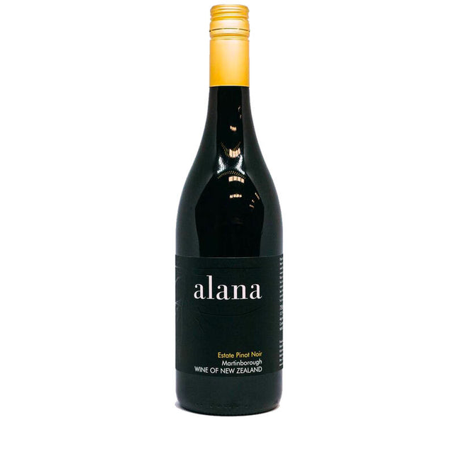 Alana Estate Pinot Noir 2018 (6 bottle Case)