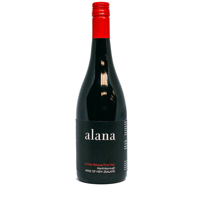 Alana Estate Limited Release Pinot Noir 2016 (6 bottle Case)